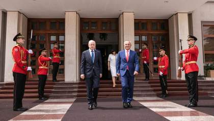 Президент Албанії зустрівся з першим українським послом в цій країні