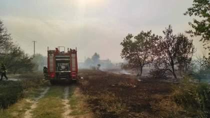 Пожары в Луганской области: военный, которого считали пропавшим без вести, погиб