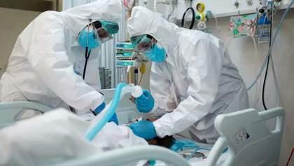 Ситуація критична: у Вінниці бракує 200 ліжок для хворих на COVID-19