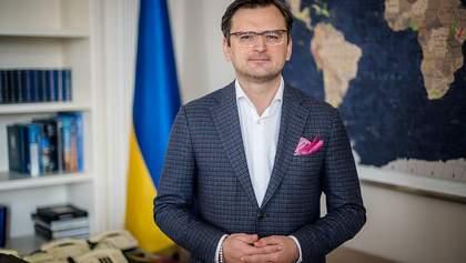 Ми готові йти на жорсткі кроки, – Кулеба про стосунки України і Білорусі