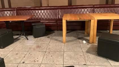 П'яний сбушник на Харківщині влаштував стрілянину в нічному клубі: фото