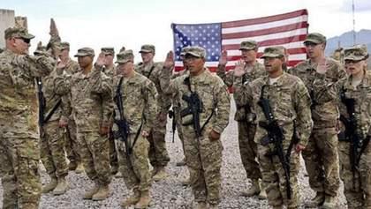 США перебросят войска в Литву, вероятно, из-за напряженной ситуации в Беларуси