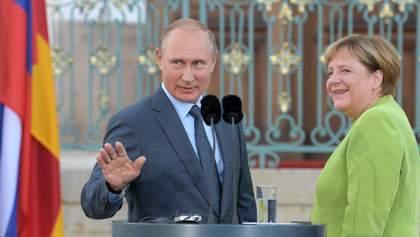 Российский Гитлер: почему Германия боится испортить отношения с Путиным и рискует Украиной