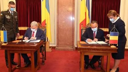 Украина договорилась совместно с армией соседки следить за безопасностью в Черном море
