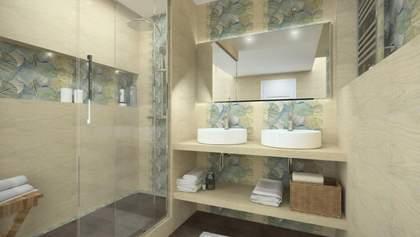 Практичні ідеї для зберігання у ванній
