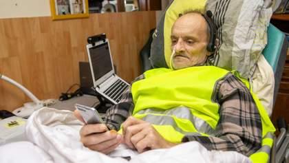 Пряма трансляція смерті у Facebook: що відомо про невиліковно хворого француза