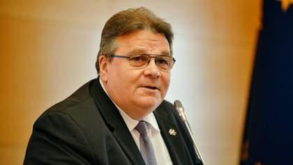 Литва призвала ЕС оказать помощь оппозиции Беларуси