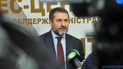 Розглядав питання як бізнесмен, а не політик, – Гармаш про заяву очільника Луганщини