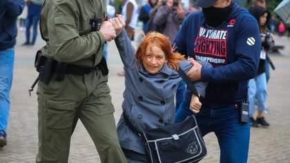 Жорсткі затримання, деталі викрадення Колесникової: ситуація в Білорусі 8 вересня – фото, відео