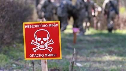 На Донбасі знову підірвалися двоє військових