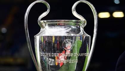 УЄФА втратила 575 мільйонів євро через зміну формату Ліги чемпіонів під час карантину