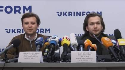 У нас нема ніякого особливого статусу в Україні, – білоруські опозиціонери Родненков і Кравцов