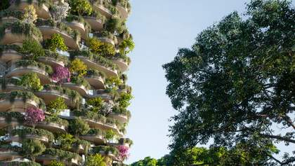 Как большой бутерброд – экологическую многоэтажку презентовали в Австралии: фото