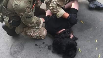 В Киеве СБУ задержала одного из главарей ИГИЛ: фото