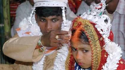 В ООН заявили, что из-за карантина в мире возросло количество детских браков
