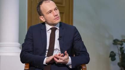 Малюська ответил, говорил ли о своей отставке с руководством государства
