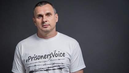 Олег Сенцов розповів, як вдавалося писати у в'язниці: Могли забрати усі рукописи