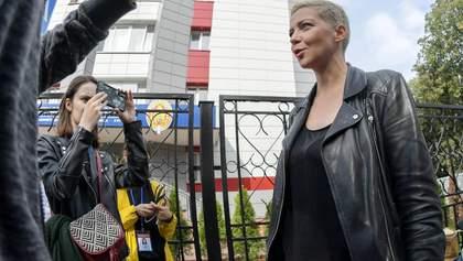 Викрали та погрожували: Марія Колесникова подала заяву до Слідчого комітету