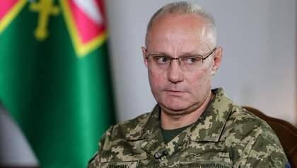 У головнокомандувача ЗСУ Руслана Хомчака коронавірус: що відомо про його стан
