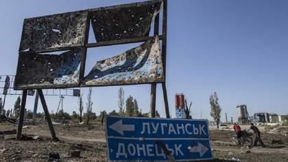 """""""Інспектор"""" бойовиків хотів на українські позиції у формі й з прапором, – командування ООС"""