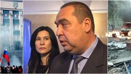 У Росії померла дружина терориста Плотницького, а може й він сам, – ЗМІ