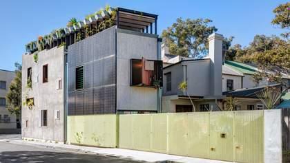 Экологичность набирает темп – в Австралии спроектировали красивый частный дом: фото