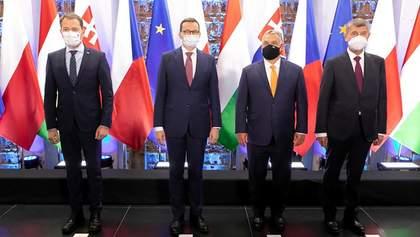Рука помощи: четыре страны Евросоюза предложат безвиз для белорусов