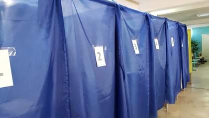 Місцеві вибори 2020: скільки українців змінили місце голосування
