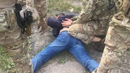 Готовил диверсию на Ровненщине: СБУ задержала российского агента – фото, видео