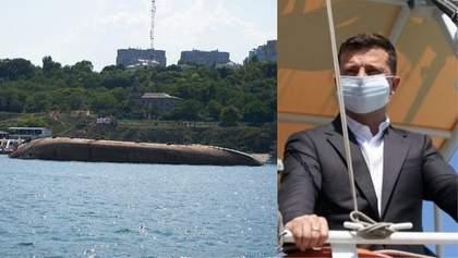 Зеленський обіцяв назвати власників танкера Delfi і їхню політичну приналежність