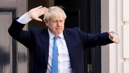 Премьер Великобритании призвал поддержать проект закона, который нарушает соглашение с ЕС