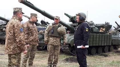 Украинские военные посоревновались за звание лучших военных: мощное видео
