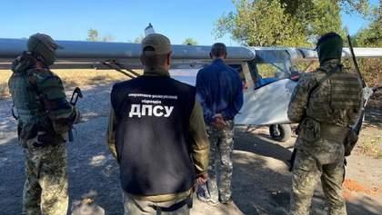Літав у Румунію з тютюном: на Черкащині затримали пілота-контрабандиста – фото