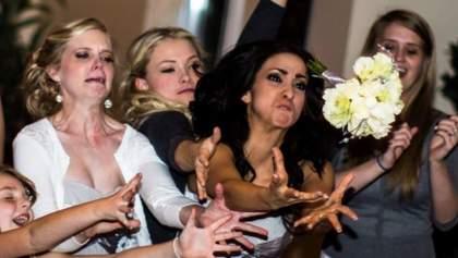 Неудачные свадебные фотографии, от которых невозможно удержать смех