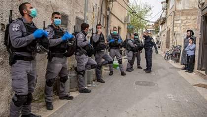 Заборона відходити від дому на понад 500 метрів: Ізраїль повертається до жорсткого карантину