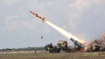 """Український ракетний комплекс """"Нептун"""" може піти на експорт: що він вміє"""
