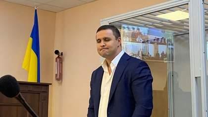 Скандального Микитася оставили под стражей: суд назначил ему впечатляющий залог
