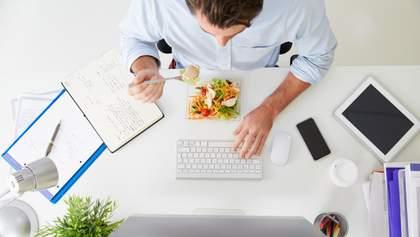 Як з користю провести обідню перерву, щоб зарядитися енергією: чоловічі поради
