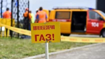 Вибух газопроводу під Києвом: що розповідають очевидці