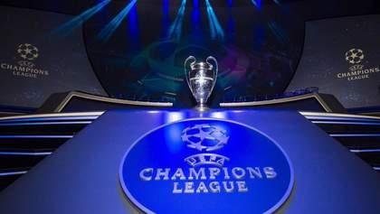 УЄФА презентував офіційний м'яч Ліги чемпіонів-2020/21: фото