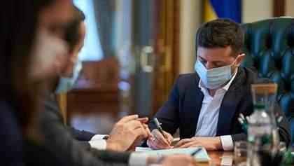 Зеленский подписал отмену справки о несудимости для кандидатов