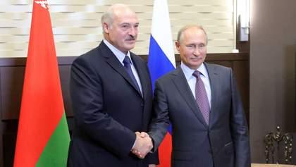 Зустріч з Путіним: як Лукашенко став на коліна перед Кремлем