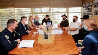 Аваков закликав хасидів не провокувати ситуацію на українських кордонах