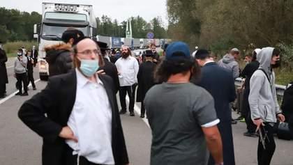 В Ізраїлі попросили Зеленського пустити хасидів в Україну