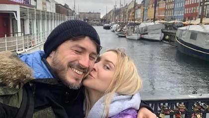 Дружина Притули почала розмовляти українською: шоумен пояснив чому