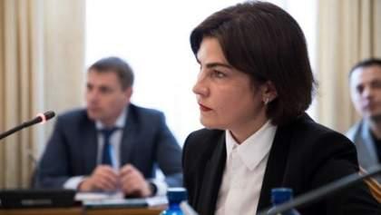Венедиктова обманывает: Шабунин раскритиковал выступление генпрокурора в парламенте