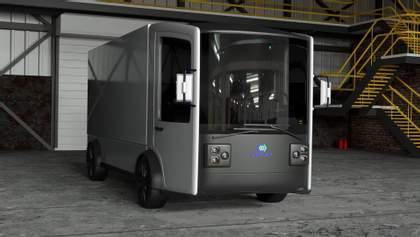 Українці створюють вантажний електромобіль: ціна та характеристики