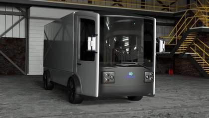 Украинцы создают грузовой электромобиль: цена и характеристики