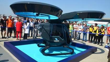 У Туреччині провели випробування літаючого автомобіля: відео