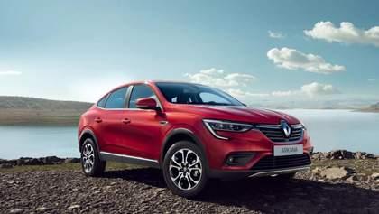 ЗАЗ начинает производство нового кроссовера Renault